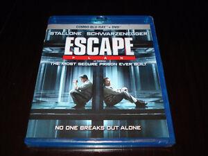 Blu-Ray + DVD, ESCAPE NEUF, Encore emballé.