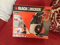 Black and decker spray