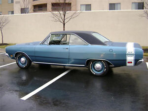 SOLD!!!!! 1969 DODGE DART GTS 2 DOOR HARDTOP SOLD!!!!!