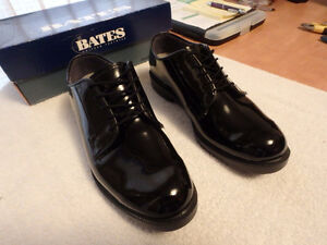 Bates Patent Leather Shoes