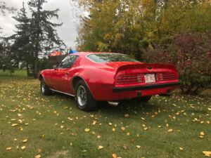 1974 455 firebird