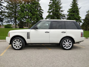 2006 Range Rover -Supercharged - WHITE!