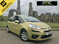 2007 Citroen C4 Picasso 1.6HDi ( 110hp ) EGS VTR+ DIESEL *Full Service History*