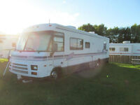 Clean Class A 35 FT RV for Rent Discount for long term rentals