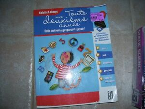 2nd grade french exercise book