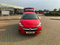 Vauxhall Corsa 2015 1.2 Petrol manual 5 Door HPI Clear With Bluetooth 1 year mot