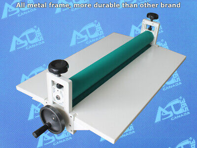 Intbuying 29.5 Manual Cold Roll Laminator Machine Office Equipment