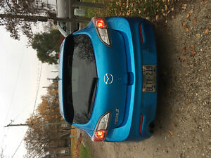 2011 Mazda Mazda3 Sport Gx Hatchback Cambridge Kitchener Area image 6