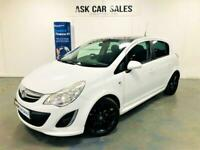 VAUXHALL CORSA LIMITED EDITION, OCTOBER 2022 MOT, FULL HISTORY, FROM £69 P/M