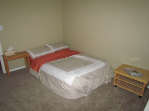 $35 - TWO double size mattresses - 10 yrs old - avail April 30