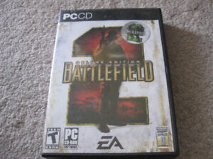 Battlefield Deluxe Edition PC CD ROM Game-Please read