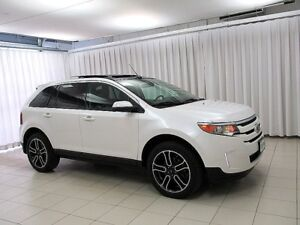 """2014 Ford Edge SEL AWD SPORT! Leather! Navigation! 20"""""""" Alloys!"""
