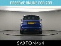 2019 Land Rover Range Rover Sport 5.0 P575 V8 SVR Auto 4WD (s/s) 5dr SUV Petrol