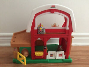 Little People Fisher Price ferme musicale en excellent état