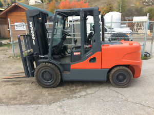 Forklift service,parts,sales,rentals Revelstoke British Columbia image 9