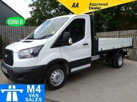 """2019 Ford Transit 350 SINGLE CAB 1 Stop Tipper 10FT6"""" Euro 6 Tipper Diesel"""