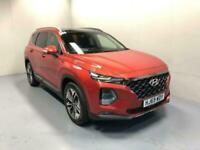 2019 Hyundai Santa FE 2.2 CRDi Premium SE 5dr 4WD Auto ESTATE Diesel Automatic
