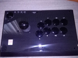 Qanba Carbon - Fightstick/Arcade Stick