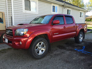 2009 Toyota Tacoma SR5 TRD 6 Speed Manual
