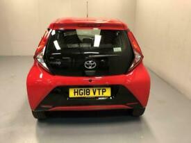 2018 Toyota AYGO 1.0 VVT-i X-Play 5dr HATCHBACK Petrol Manual