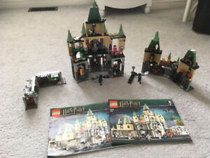 Harry Potter Lego Hogwarts Castle 5738 [Perfect Condition]