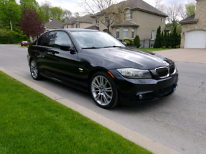 BMW 335i xDrive, M-package, manuelle
