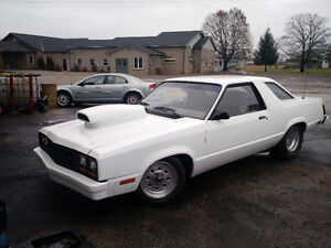 1981 FORD FAIRMONT FUTURA PROSTREET WEEKEND SALE ONLY 8000.00 London Ontario image 2