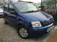 ✿55-Reg Fiat Panda 1.2 Dynamic 5dr ✿CHEAP CAR✿