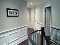 Spraying Doors Painting Rooms From $80 + Paint Call 647-677-5659
