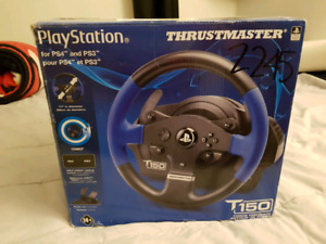 Thrustmaster t150 ps4/ps3/pc