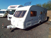 ACE Award Nightstar five berth caravan for sale
