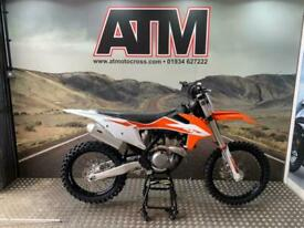 KTM SXF350 2020 MOTOCROSS BIKE, NEW, UNUSED (ATMOTOCROSS)