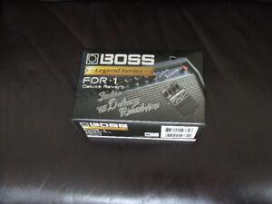 """Boss Fender 65' Deluxe Reverb """"Legend Series"""" Pedal"""