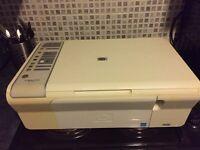 HP DESKJET F4280 All in one printer