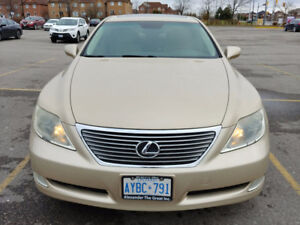 2007 Lexus premium package. SWB Sedan