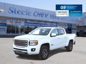 2017 GMC CANYON SLE ALL TERRAIN One Owner Trade In!!