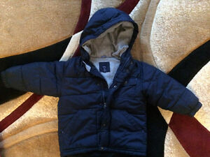 Boys baby gap puffy jacket. 3T