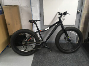 KHS- 500 FAT Bike Bicycle - Huge Tires / Great Shape.