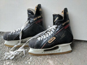 Bauer supreme ice Hockey skates skating blades size 7 1/2