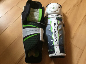 Pads Bauer Supreme One80
