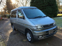 STUNNING MAZDA BONGO 4 BERTH CAMPER AUTO LPG GREAT CONVERSION