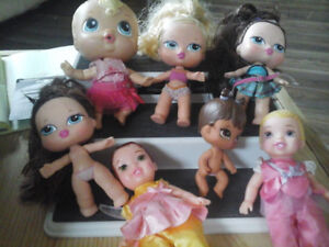 cute little dolls all going at once (((sold))))