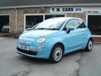 2011 Fiat 500 1.2 LOUNGE 3d ** 47,000 miles **