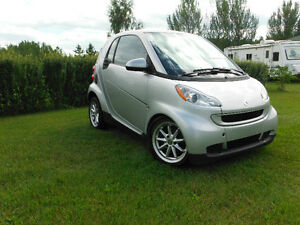 2008 Smart Car   Fortwo Hatchback