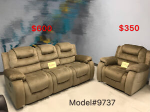 COST PRICE for CLEARANCE SALE !! BRAND NEW SOFA!!! NO TAX!!