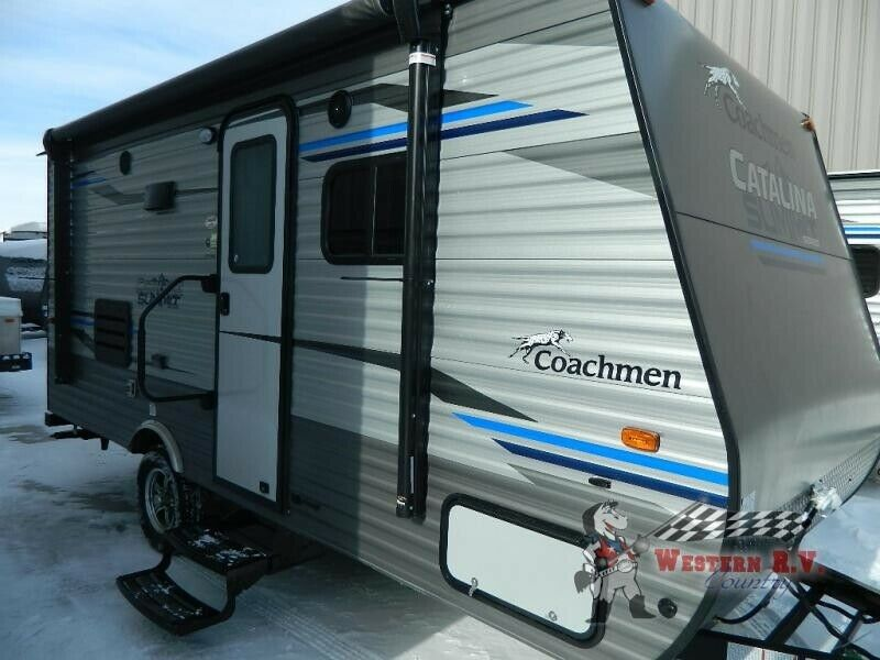 2020 Coachmen RV Catalina Summit Series 172FSS | Travel Trailers & Campers  | Calgary | Kijiji