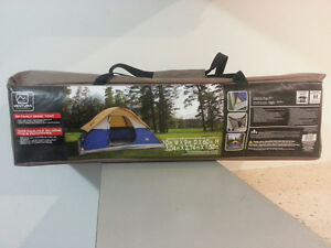 6P Tent. Never used. Still in packaging.