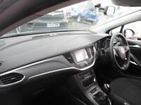 2017 Vauxhall Astra 1.6 Cdti Design 5dr 5 door Hatchback