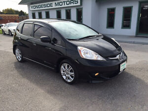 2010 Honda Fit Sport MINT $4650 CERT !!