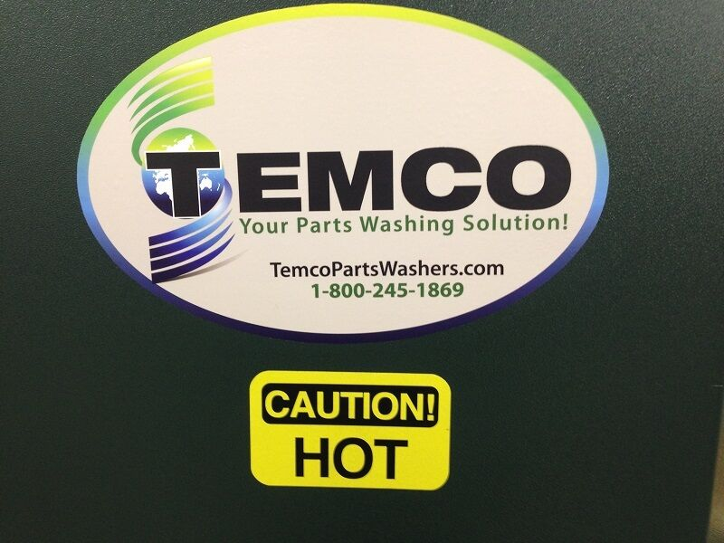 TEMCO PARTS WASHERS R US